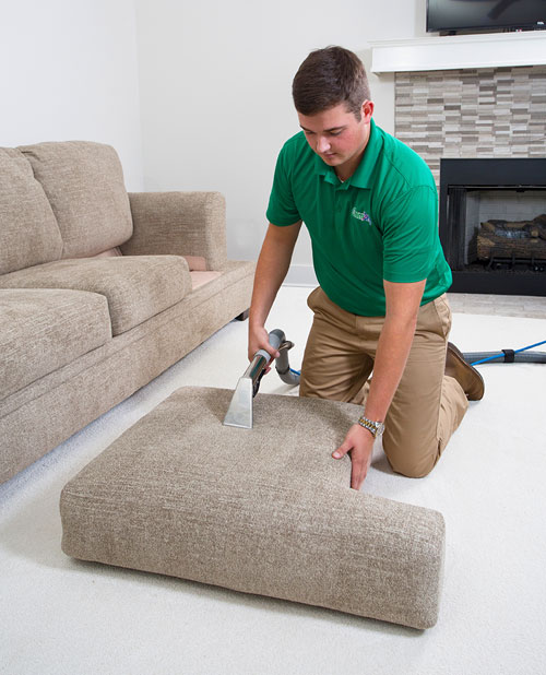 commercial carpet cleaning service in Hamilton